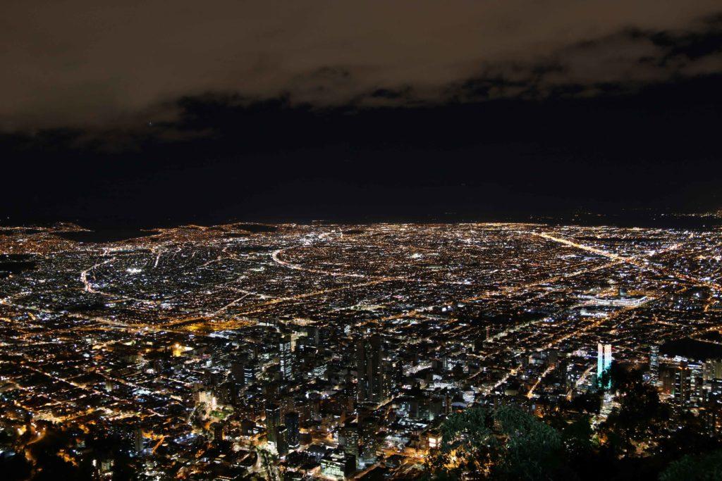 Bogota – 4 jours – 2640 mètres d'altitude