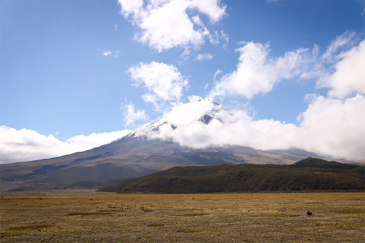 Ecuador, land of volcanos – Cotopaxi – 4 days – 2886 metres above sea level