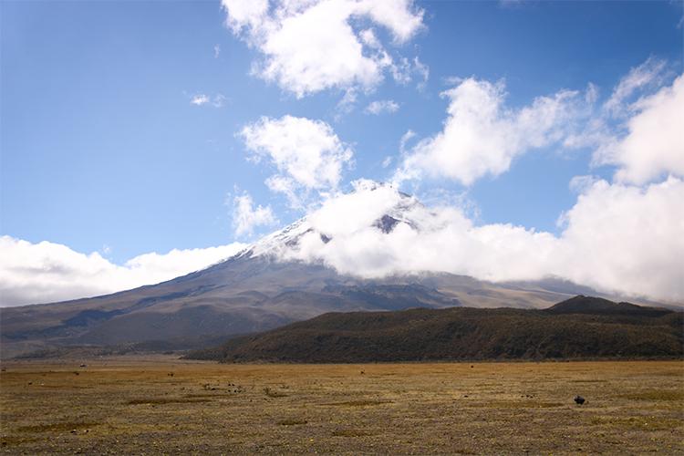 L'Équateur, une terre de volcans – Cotopaxi – 4 jours – 2886 mètres d'altitude