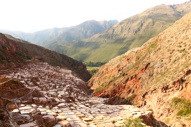 Cusco and the Sacred Valley of the Incas – 9 days – 3 310 metres above sea level