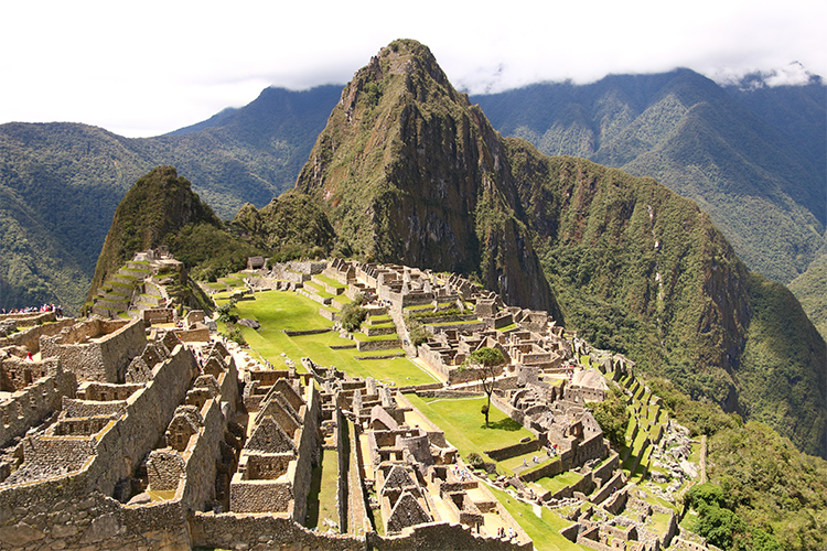 Traveller's tips – the Machu Picchu