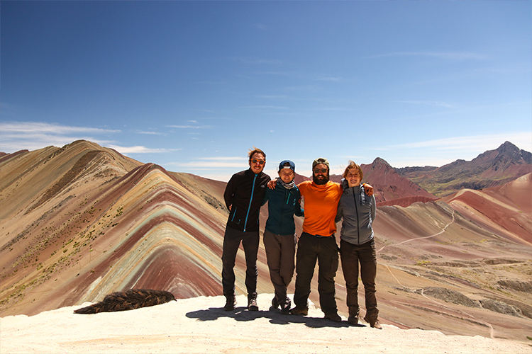 From Arequipa to the Bolivian border – 7 days – 2 335 metres above sea level