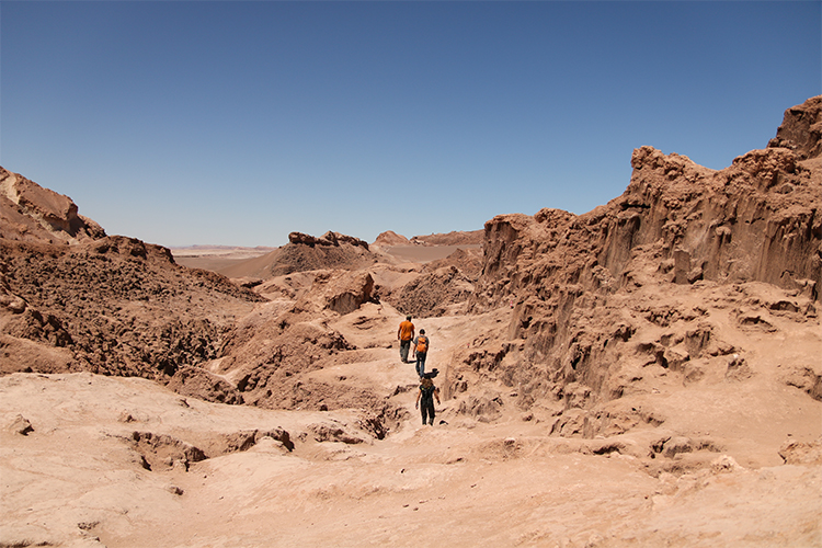 De San Pedro de Atacama à Puerto Montt – 22 jours – 2408 mètres d'altitude