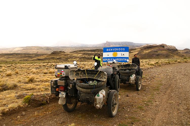 La Patagonie Argentine de Bajo Caracoles à Ushuaïa – 11 jours – 613 mètres d'altitude