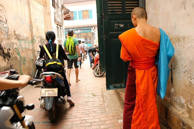 Luang Prabang – 10 jours – 305 mètres d'altitude