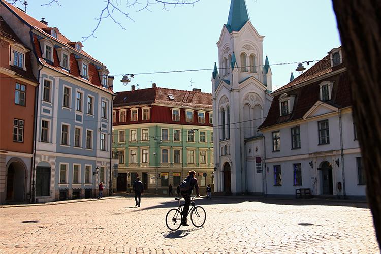 Riga – 15 jours – 10 mètres d'altitude