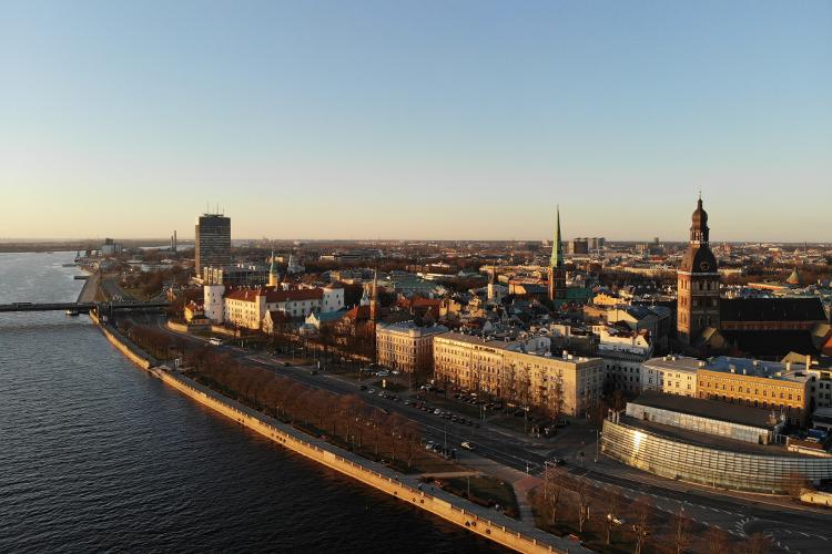 Expériences lettones