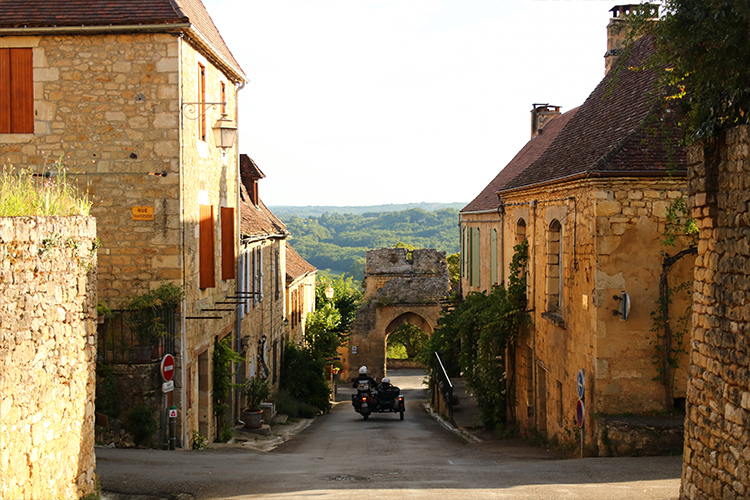 Sarlat-la-Canéda – 10 days – 102 metres above sea level