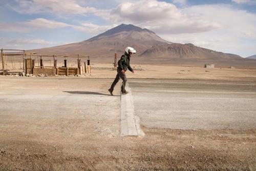 Bolivia-Chile border