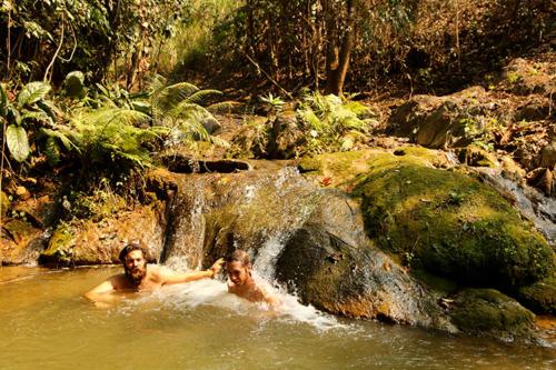 Kacham waterfalls